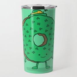 The St Patricks Day Donut Travel Mug