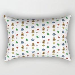 animal crossing Rectangular Pillow
