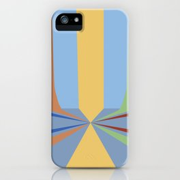 The Rainbow Room iPhone Case