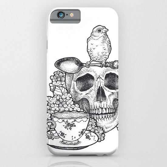 Tea Party iPhone & iPod Case