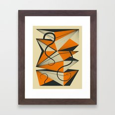 INTERZONE #2 Framed Art Print
