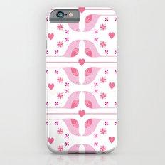 Pink Birds iPhone 6s Slim Case