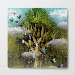 """The Bosch Spring"" Metal Print"