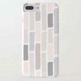 Soft Pastels Composition 1 iPhone Case