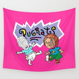 Rugrats Wall Tapestry