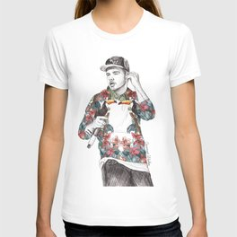Liam Floral T-shirt