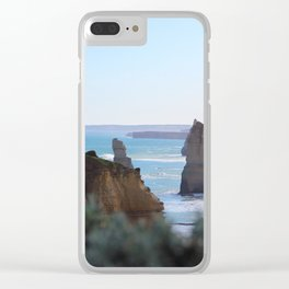 Twelve Apostles Clear iPhone Case
