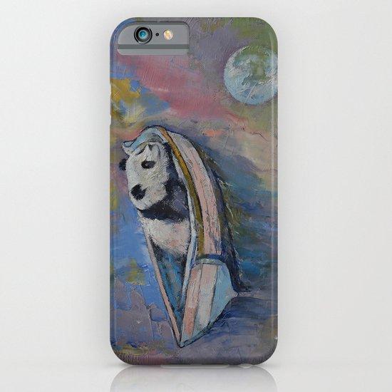 Panda Moon iPhone & iPod Case