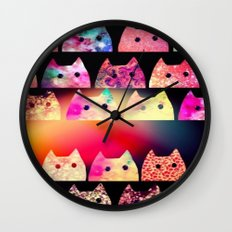 cat-254 Wall Clock