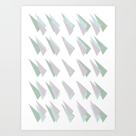 Graphic 44 Art Print