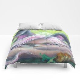 Z imagination Bunny Girl Comforters