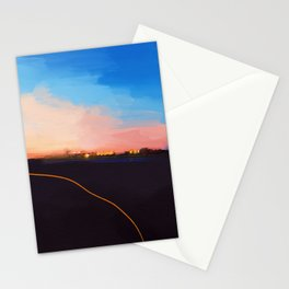 Leaving Philly Last Summer Stationery Cards