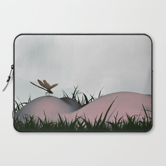 Between Rivers, Rilken No.1 Laptop Sleeve
