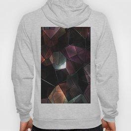 crystals background design luxury Hoody