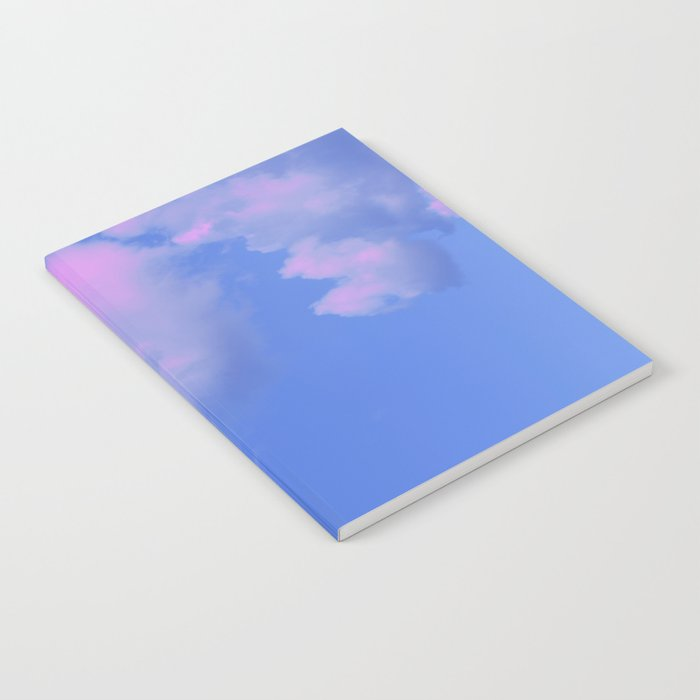 The Colour of Clouds 02 Notebook