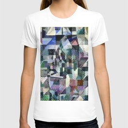 "Robert Delaunay ""Windows on the City No. 3"" T-shirt"