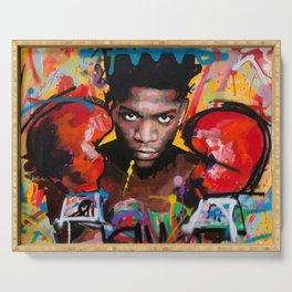 Jean-Michel Basquiat ART Serving Tray