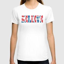 Cubbies Believe T-shirt