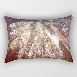 Forest Sky Rectangular Pillow