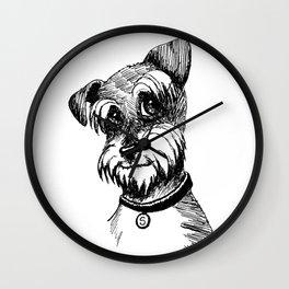 Sherlock! Wall Clock