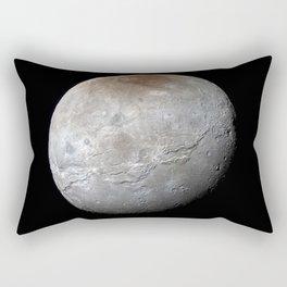 Charon Moon Rectangular Pillow