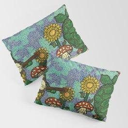 Terrapin Turtles Pillow Sham