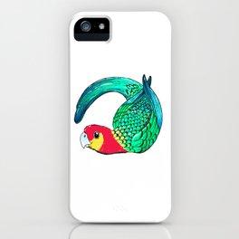 Rosella iPhone Case