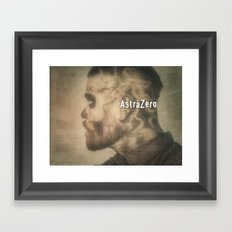 unholy wonder Framed Art Print