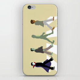 Abbey Road Monsters iPhone Skin