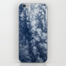 Summer sky Over England iPhone & iPod Skin