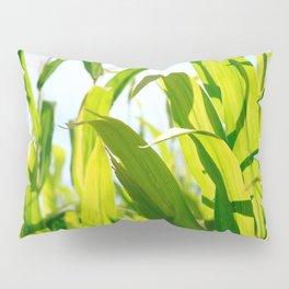 Corn leaves Pillow Sham