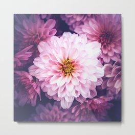 LaPinko Flower Metal Print