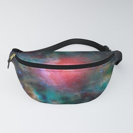 Cloud Complex in Space Fanny Pack