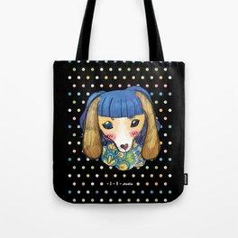 Miss Dackel Tote Bag