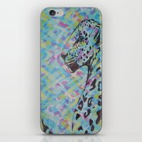 camo iPhone & iPod Skins featuring Camo by Caballos of Colour