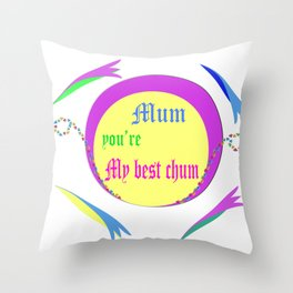 Mothers day special Throw Pillow