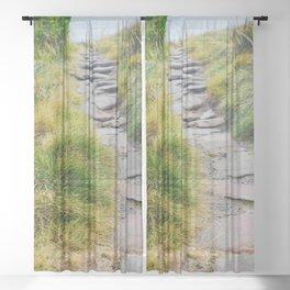Path Sheer Curtain