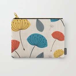 Dandelions in the wind Carry-All Pouch
