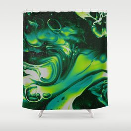 SHOW ME HOW Shower Curtain