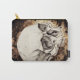 Skull Study No.6 (aka - Barrie) Carry-All Pouch