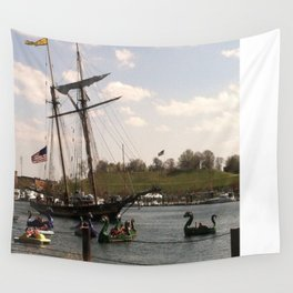 Baltimore, Maryland #2 Wall Tapestry