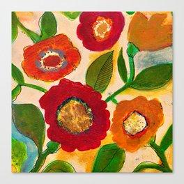 park flower3 Canvas Print