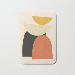 Abstract Shapes 41 Bath Mat