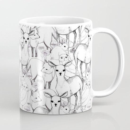 Woodland Mug