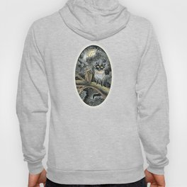 Mask / You are not alone Hoody