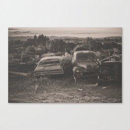 Baker Ranch Canvas Print