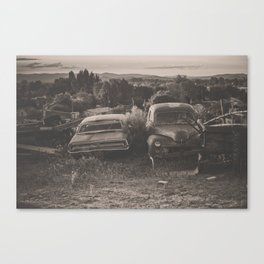 Baker Ranch Canvas Print
