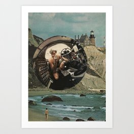 #99 Art Print
