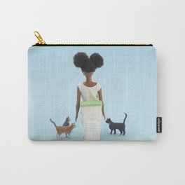 Pooping with friends Carry-All Pouch