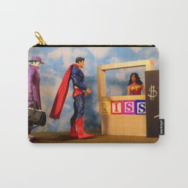Kissing Booth Carry-All Pouch